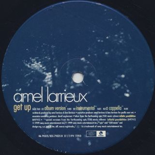 Amel Larrieux / Get Up label