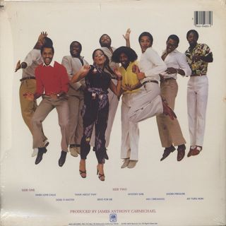Atlantic Starr / Radiant back