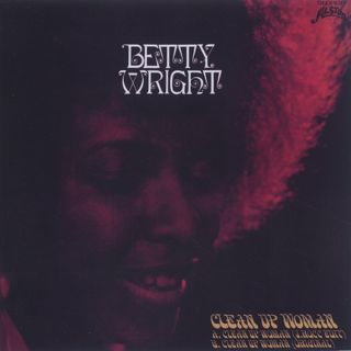 Betty Wright / Clean Up Woman (J.Rocc Edit)