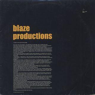 Blaze / Blaze Productions