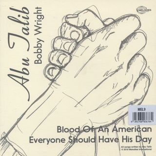 Bobby Wright / Bloods Of An American back