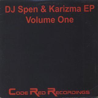 DJ Spen & Karizma / EP Volume One