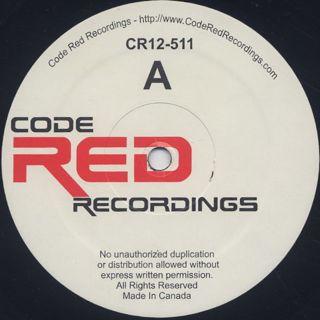 DJ Spen & Karizma / EP Volume One label