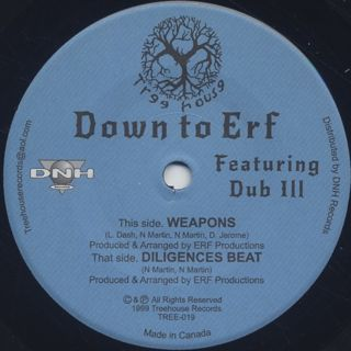 Down To Erf / Weapons