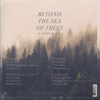 Freddie Joachim / Beyond The Sea Of Trees back