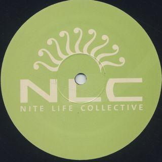 Glenn Underground / Your Life label