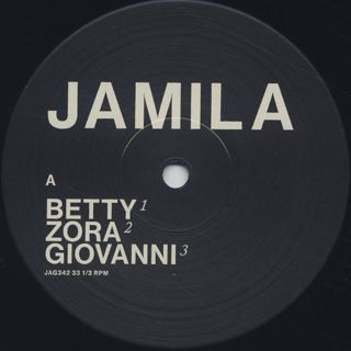 Jamila Woods / Legacy! Legacy! label