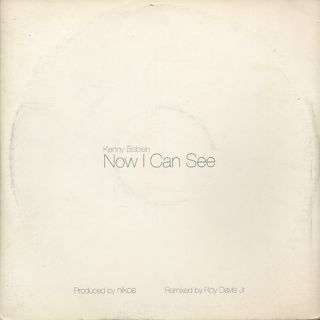 Kenny Bobien / Now I Can See
