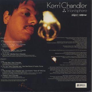 Kerri Chandler / Trionisphere (The Album) back
