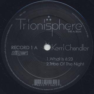 Kerri Chandler / Trionisphere (The Album) label