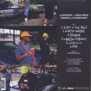 LNDN DRGS & Curren$y / Umbrella Symphony back