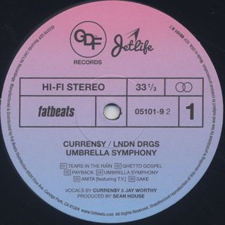 LNDN DRGS & Curren$y / Umbrella Symphony label