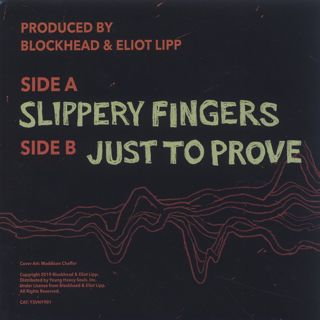 Lipphead / Slippery Fingers back