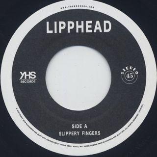 Lipphead / Slippery Fingers label