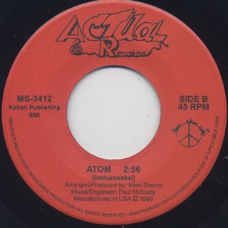 Main Source / Atom (7