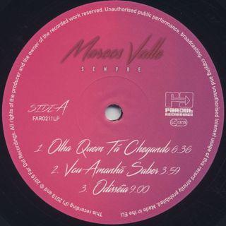 Marcos Valle / Sempre label