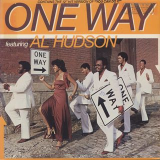 One Way featuring Al Hudson / S.T.