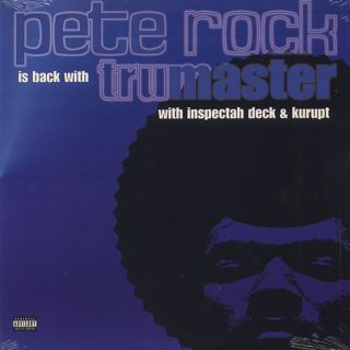 Pete Rock / Tru Master feat Inspectah Deck & Kurupt (w/Jacket)