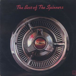 Spinners / The Best Of Spinners front
