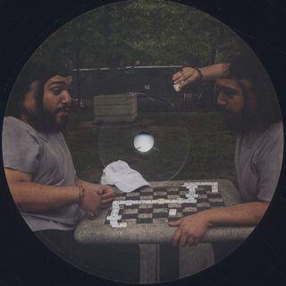 Toribio / Capicua! EP back