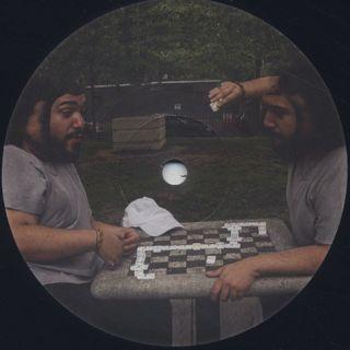 Toribio / Capicua! EP label