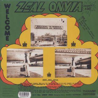 Zeal Onyia / Trumpet King Zeal Onyia Returns back