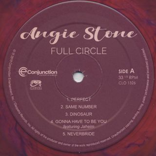 Angie Stone / Full Circle label