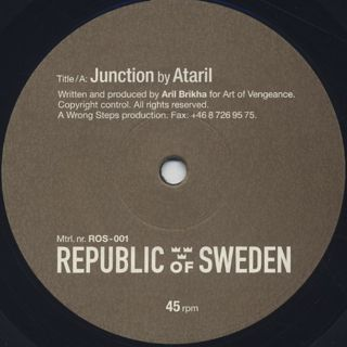 Ataril / Junction back
