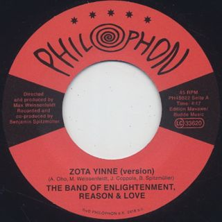Band Of Enlightenment, Reason & Love / Zota Yinne (Version)
