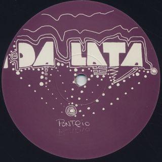 Da Lata / Ponteio label