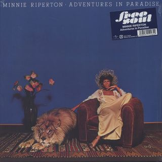 Minnie Riperton / Adventures In Paradise (Reissue)