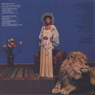 Minnie Riperton / Adventures In Paradise (Reissue) back