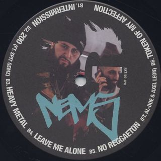 Nems / Gorilla Monsoon label