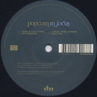 Popcorn / In Focus