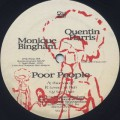 Quentin Harris & Monique Bingham / Poor People-1
