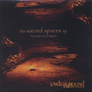 Robert Grillo / The Sacred Spaces EP