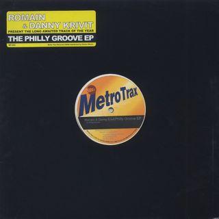 Romain & Danny Krivit / Philly Groove EP