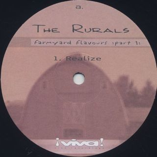 Rurals / Farmyard Flavours Part 1 label
