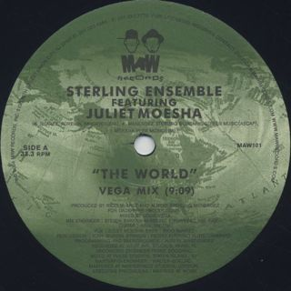Sterling Ensemble Featuring Juliet Moesha / The World