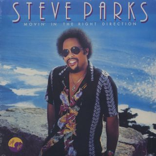 Steve Parks / Movin' In The Right Direction front