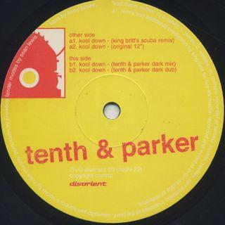 Tenth & Parker / Kool Down