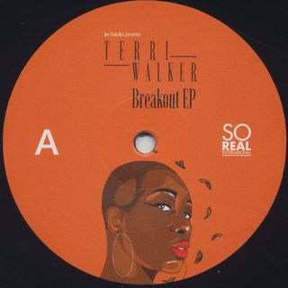 Terri Walker / Breakout EP label