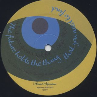 Theo Parrish / What You Gonna Ask For label