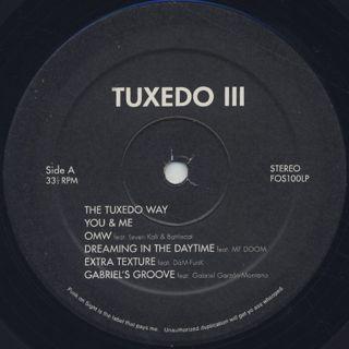 Tuxedo / III label