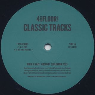 V.A. / 4 To The Floor Classics Volume 3