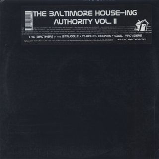 V.A. / The Baltimore House-ing Authority Vol. II