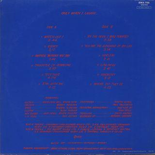 Blue Mink / Only When I Laugh... back