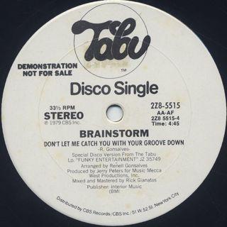 Brainstorm / Hot For You back