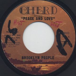 Brooklyn People / Peace And Love