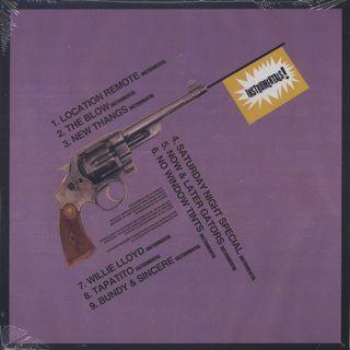 Curren$y, Freddie Gibbs, Alchemist / Fetti Instrumentals back